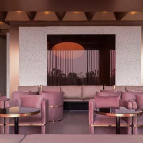 """餐饮、酒吧、艺廊三合一,这个地方有点""""红"""""""
