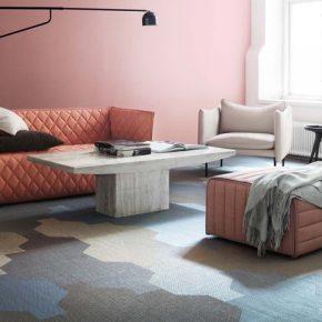瑞典Bolon地板再次亮相设计上海,开创随心所欲的多变未来