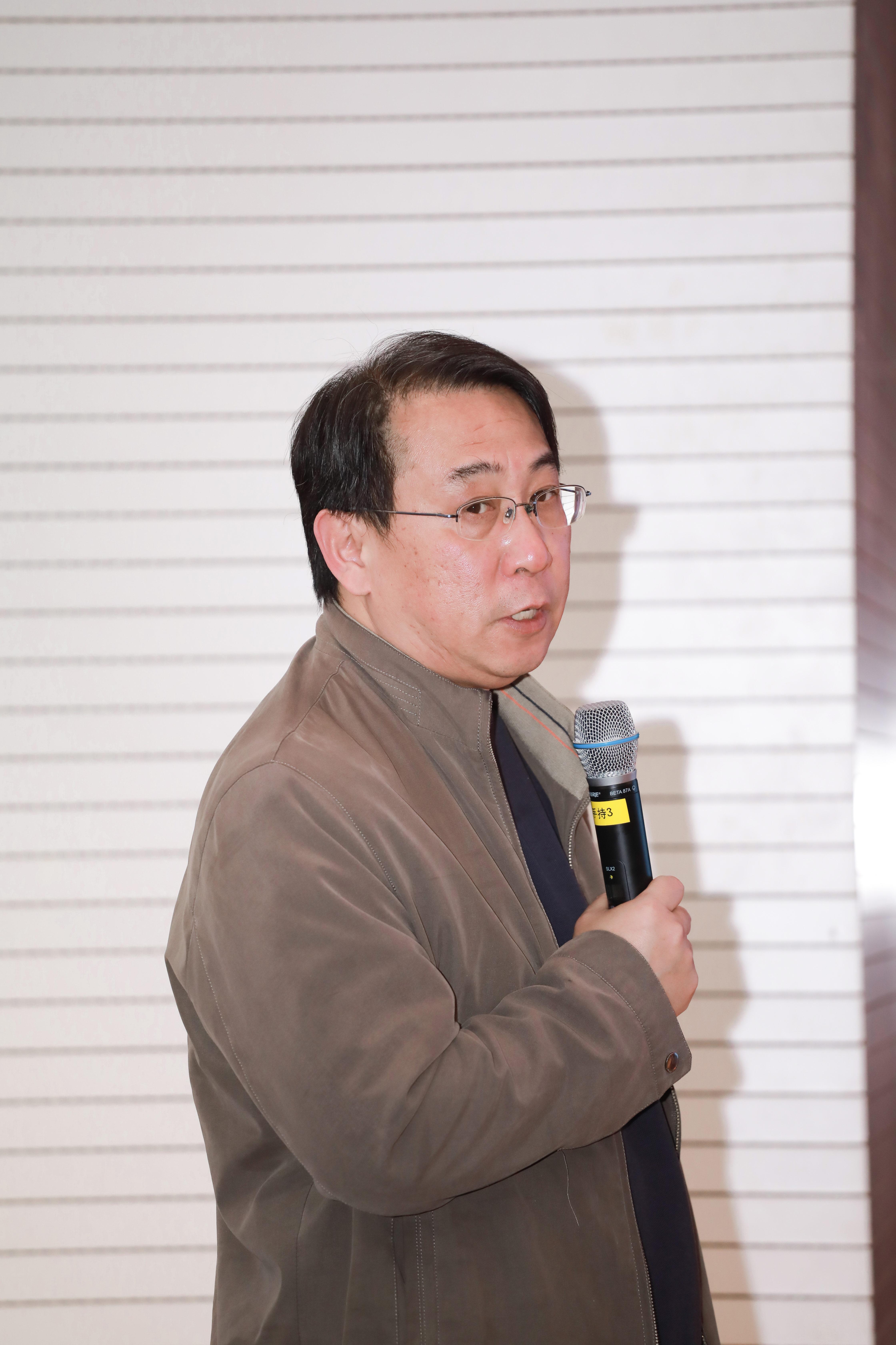清华大学美术学院李朝阳副教授介绍参赛方案