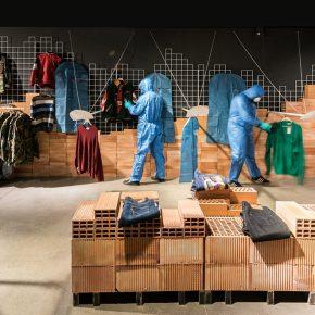 马德里开了家废墟服装店,这里有当下最流行的工业风!