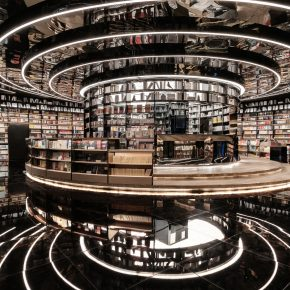 """这家言几又变身现实版""""岛上书店"""",成为厦门全新旅行打卡圣地!"""