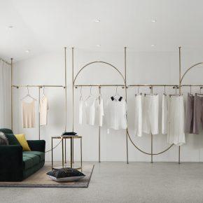 精成空间设计 | UrbaNàture时髦生活方式形态店