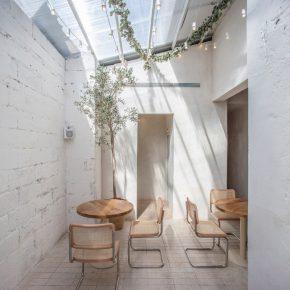 文艺青年最爱的餐厅来了,美过画廊,堪称北欧风装修范本!