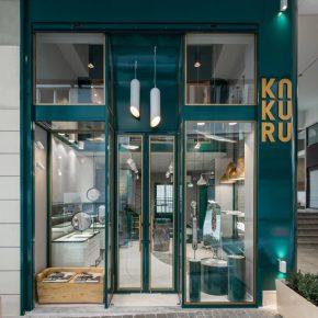 看设计师如何将珠宝店打造成高端奢华的无重力空间!