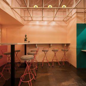 如何运用色彩和深度感知为墨西哥餐厅带来活力?