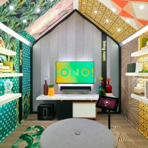 "Sonos首家零售店,""小房子""带给你视觉和听觉的双重盛宴"
