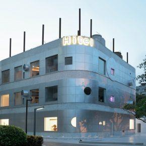 退化建筑丨Hitel设计酒店