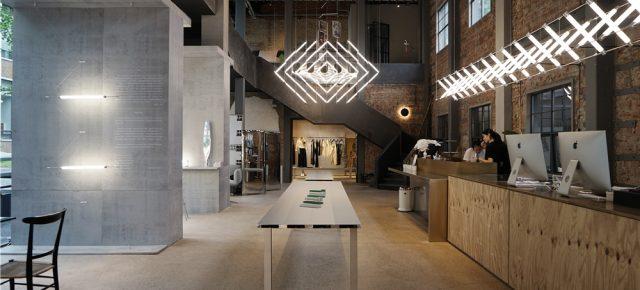 """他从""""马扎""""中获得灵感,设计的灯具从米兰火到杭州……"""