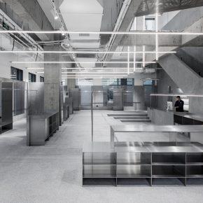 西涛设计工作室丨JHW服装店
