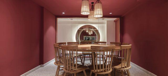 缐状建筑设计研究室 | 趣·构龙虾馆