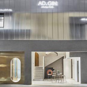 高白空间设计丨AD GIN STUDIO高端影棚