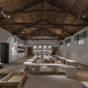 三文建筑丨西河粮油博物馆室内空间更新设计