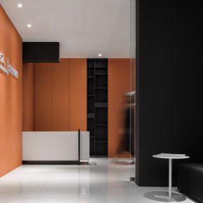壹席设计事务所丨不形于色阿里巴巴常平办公室