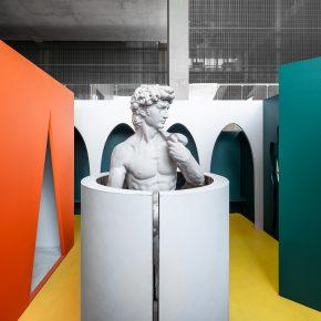 Wutopia Lab俞挺工作室丨符號:兩個人的欲望都市