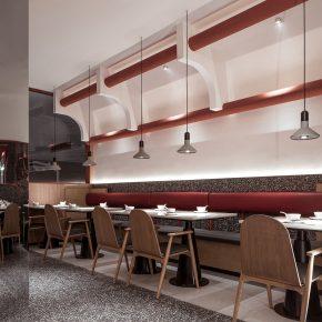 欧阳跳建筑设计丨南枝记·正港味餐厅