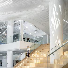 清石设计丨腾盛博药全球研发中心