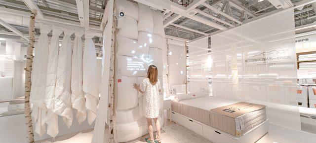 """商业空间设计未来新趋势——让店""""动""""起来"""