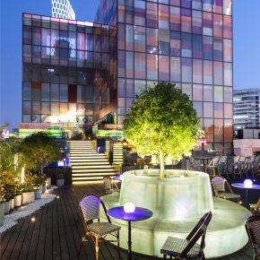 京城网红餐厅三里屯开新店,盛唐元素融入设计再造打卡新地标