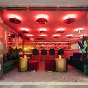 间禾建筑设计丨MOLLY CLUB酒吧