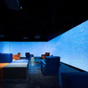 故事空間設計丨西安HIIT會員體驗中心