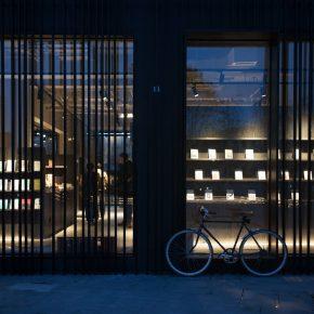 BLUE建筑设计事务所丨秦皇岛阿那亚单向空间书店