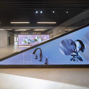 CT.LAB丨東鵬瓷磚影像裝置
