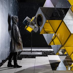 立品设计丨2018费罗娜设计周展位