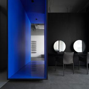 木一空间设计丨福州斑斓美业旗舰店