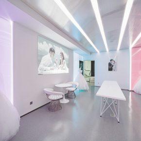 平介設計丨洱海邊的婚紗攝影公館