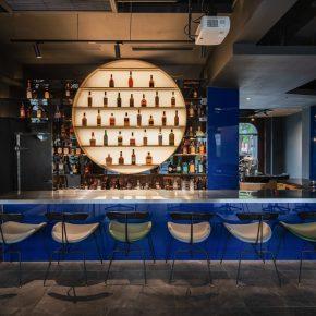 一持工作室 上海倾月酒吧