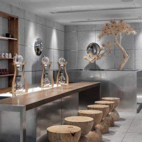 EDGE DESIGN丨喜茶长沙LAB店