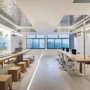 巢羽设计丨苏州大汉富邦办公室