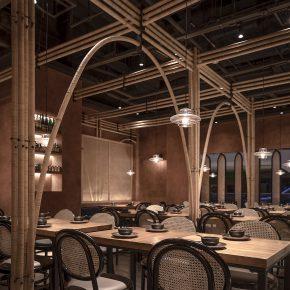 线状建筑设计研究室丨十三式·江湖菜