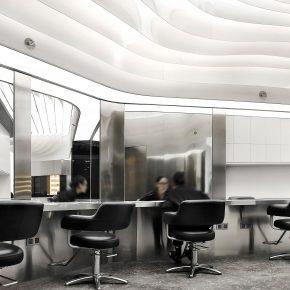 鳞见设计丨MQ STUDIO 发型工作室