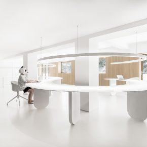 寸匠熊猫丨厦门全新办公空间
