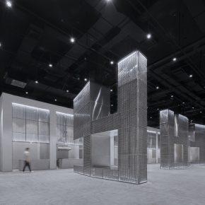 班得建筑丨GreenMonster Lab集展览、娱乐、休闲为一体的多功能文化空间