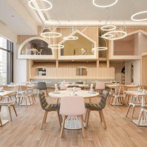 古鲁奇公司丨维塔兰德亲子餐厅
