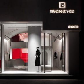 艾克建筑设计 | 衍生-TRONGYEE设计师品牌集合店
