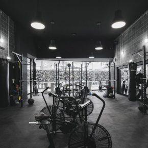 这么美的健身房设计,请告诉我你不减肥的原因