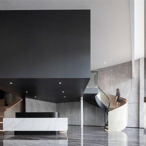 拓维设计丨恒福陶瓷总部展厅