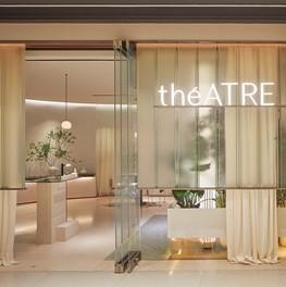 Sò Studio丨théATRE茶聚场餐厅