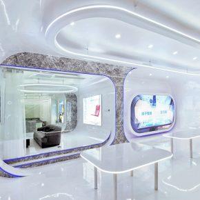 平介设计丨穿梭·智能生活体验馆
