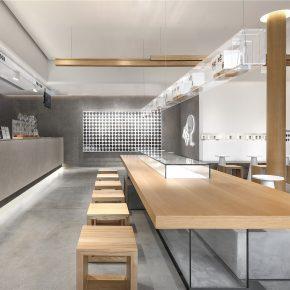 UND设计事务所新作丨喜茶佛山南海万科店