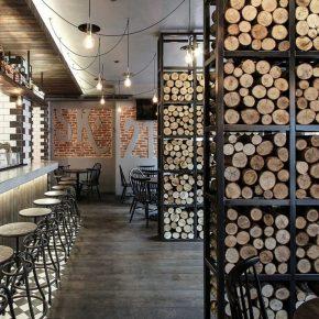 一种元素,如何设计出亮点十足的酒吧空间?