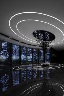 拓维设计丨汇亚陶瓷总部展厅