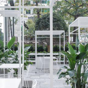 一乘建筑丨深圳,峯茶PEAK TEA