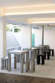 在设计上做减法,反而让咖啡馆更有格调