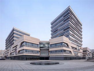 三益建筑设计丨南京天益国际汽车城