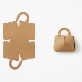 Nendo推出皮革手提包