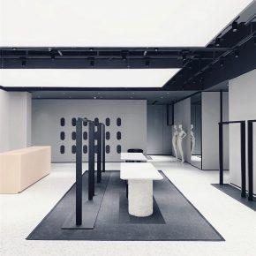 睿上形素设计丨MITHRIDATE HAUTE COUTURE 概念店